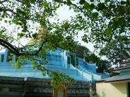 Asisbiz Between Kyauktan and Thilawa Port blue pagoda Oct 2004 01