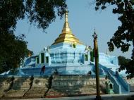 Asisbiz Between Kyauktan and Thilawa Port blue pagoda Oct 2004 10