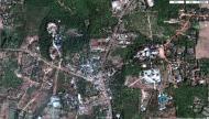 Asisbiz 0 Kyauktan Satellite pagoda map 01