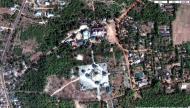Asisbiz 0 Kyauktan Satellite pagoda map 02