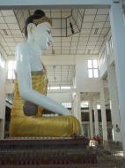 Asisbiz Area A Thanlyin Giant seated Buddha Dec 2000 02