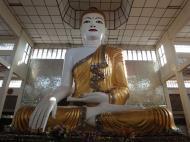 Asisbiz Area A Thanlyin Giant seated Buddha Dec 2000 09