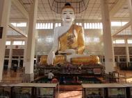 Asisbiz Area A Thanlyin Giant seated Buddha Dec 2000 11
