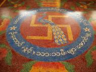 Asisbiz Area A Thanlyin Giant seated Buddha pavilion flooring Dec 2009 04