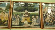 Asisbiz U To Hle Guu sacred holly paintings comissioned by a king 2010 11