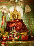 Asisbiz U To near Hle Guu way to Prome sacred Buddha Jan 2010 06