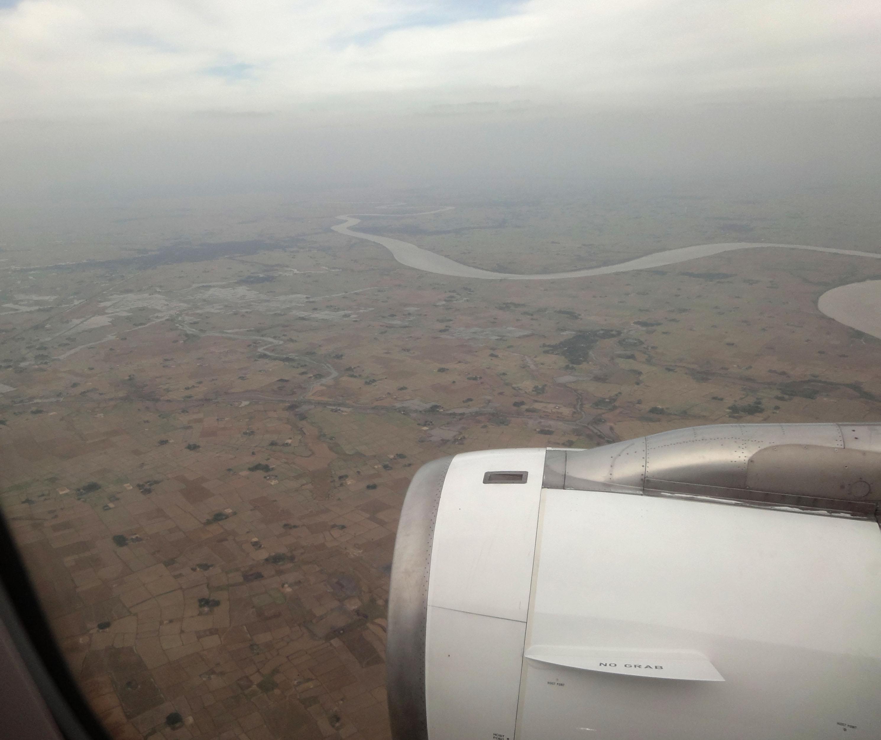 Silk Air flight SIN RGN IATA RGN ICAO VYYY Mingaladon approach 03