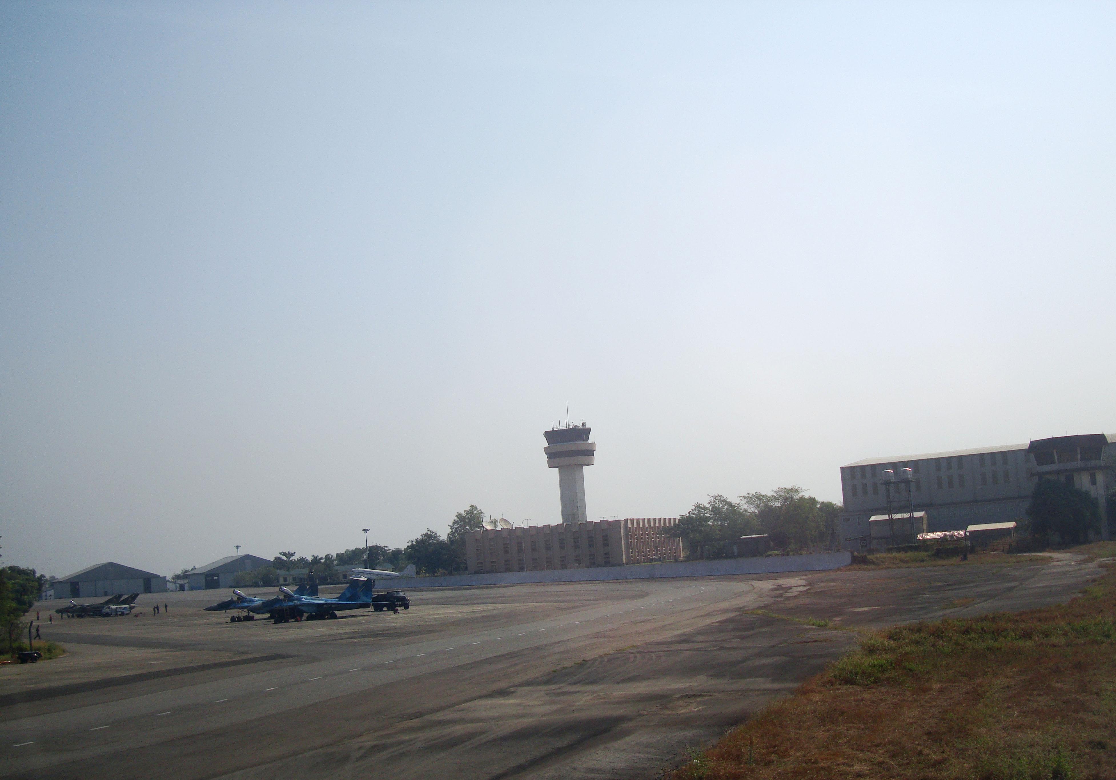 Silk Air flight SIN RGN IATA RGN ICAO VYYY Yangon International Airport Mingaladon 09