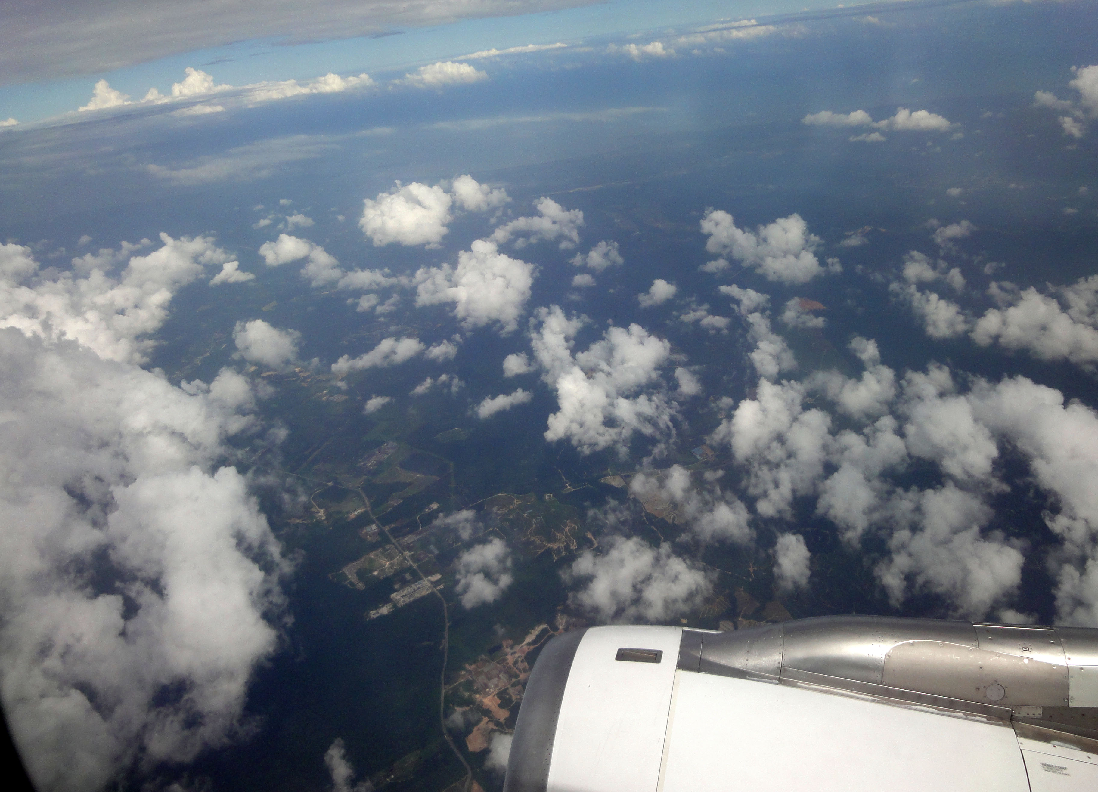 Silk Air flight SIN RGN IATA RGN over Malaysian airspace 02