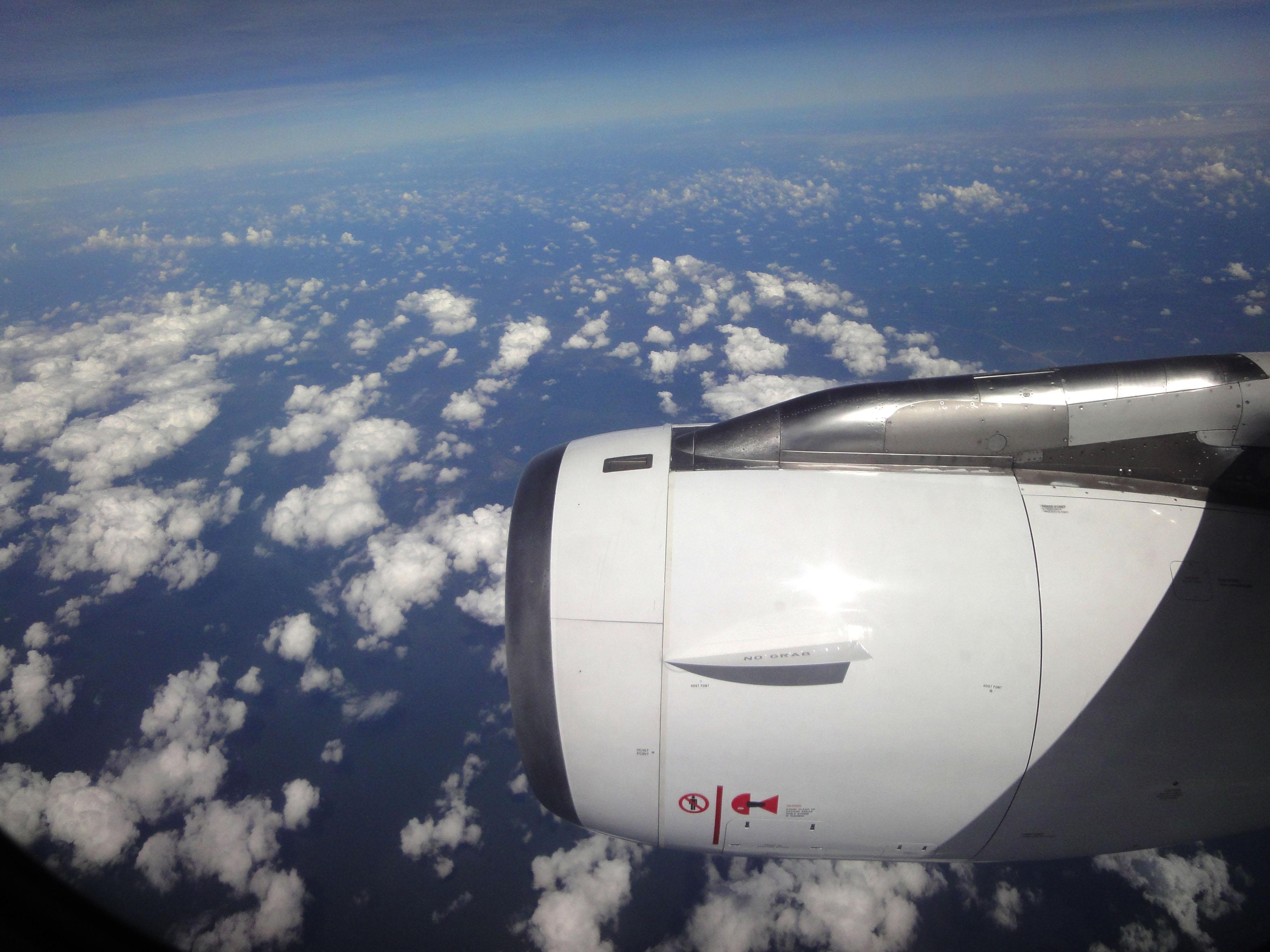 Silk Air flight SIN RGN IATA RGN over Malaysian airspace 04
