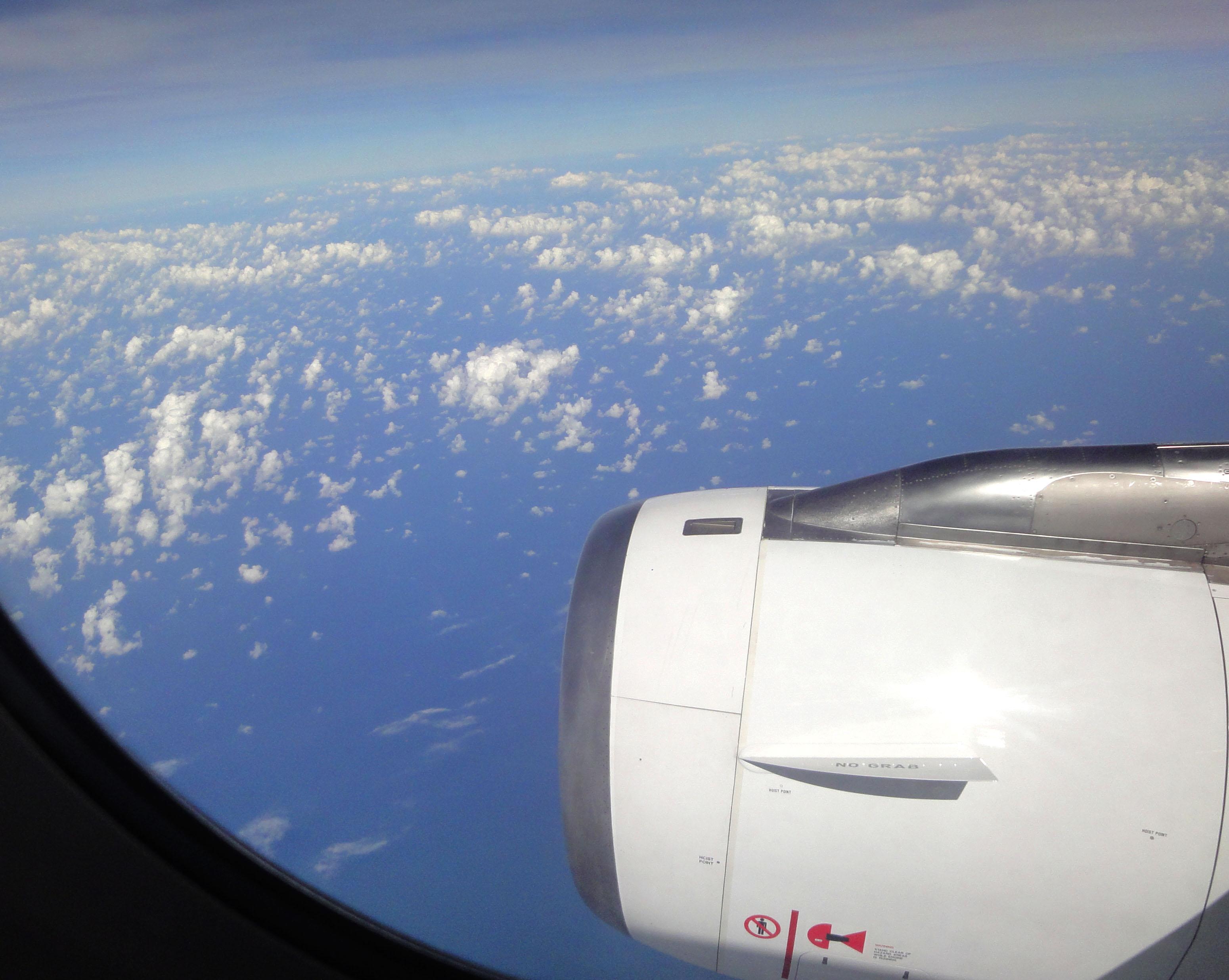 Silk Air flight SIN RGN IATA RGN over Malaysian airspace 09