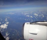 Asisbiz Silk Air flight SIN RGN IATA RGN over Malaysian airspace 03
