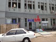 Asisbiz Myanmar police force Kyauktada township building Dec 2010 01