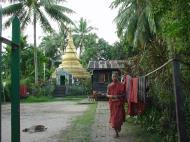Asisbiz Yangon Dragon Monastery 01