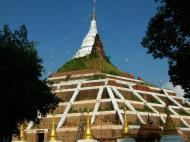 Asisbiz Yangon Head Monks Pagoda restoration Nov 2004 01