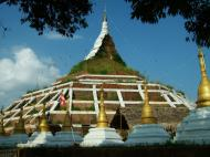 Asisbiz Yangon Head Monks Pagoda restoration Nov 2004 02