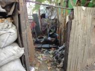 Asisbiz Yangon Hledan back street shantes Myanmar 2009 01