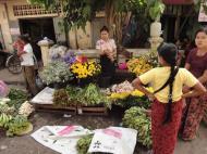 Asisbiz Yangon Hledan street market venders Myanmar 2009 06