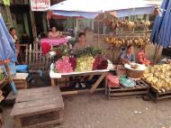Asisbiz Yangon Hledan street market venders Myanmar 2009 07