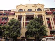 Asisbiz Yangon colonial architecture Government Telegraph Office buildings Jan 2010 01