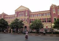 Asisbiz Yangon colonial architecture Phaye Rd High Court Myanmar 2010 02