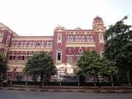 Asisbiz Yangon colonial architecture Phaye Rd High Court Myanmar 2010 03