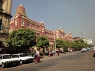Asisbiz Yangon colonial architecture Phaye Rd High Court Myanmar 2010 04