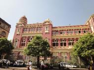 Asisbiz Yangon colonial architecture Phaye Rd High Court Myanmar 2010 05