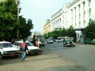 Asisbiz Yangon colonial architecture Phayre road buildings Jan 2004 01