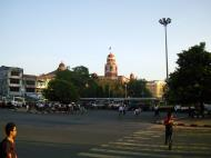 Asisbiz Yangon colonial architecture Sule pagoda Rd High Court building 2010 06