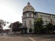 Asisbiz Yangon colonial architecture corner of Strand and Phayre road Jan 2004 02