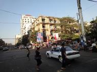 Asisbiz Yangon street scenes Myanmar Jan 2010 03