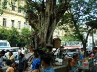 Asisbiz Yangon street scenes Myanmar Oct 2004 03