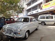 Asisbiz Yangon street scenes vintage car Myanmar Jan 2010 02