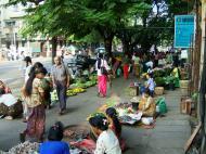 Asisbiz Yangon typical street venders Myanmar Oct 2004 01