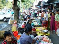 Asisbiz Yangon typical street venders Myanmar Oct 2004 03