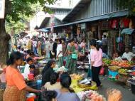 Asisbiz Yangon typical street venders Myanmar Oct 2004 05