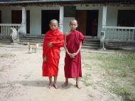 Asisbiz Yangon young Pongys 01