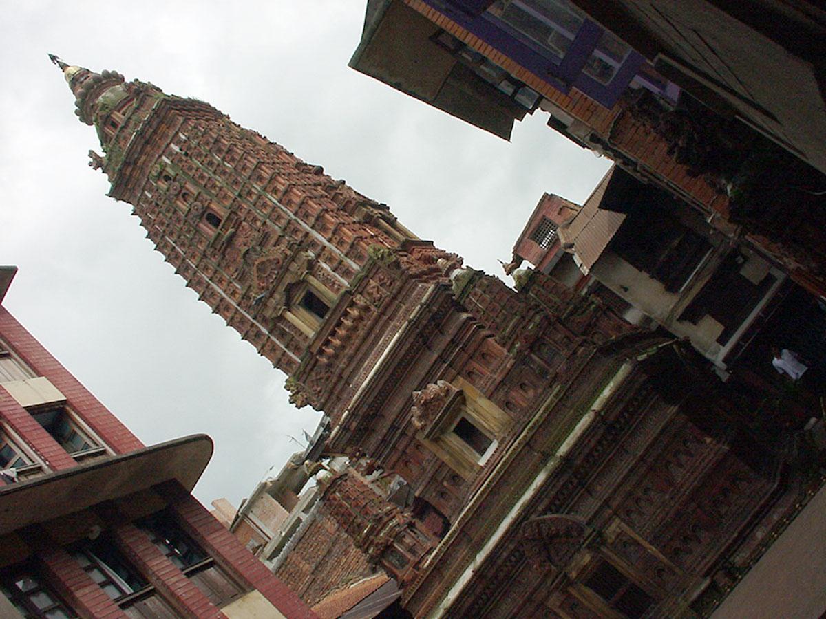 Nepal Kathmandu Street Scenes Sep 2000 06