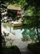 Asisbiz Kathmandu Valley Natural Springs Monastry Sep 2000 03