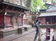 Asisbiz Kathmandu Valley Natural Springs Monastry Sep 2000 05