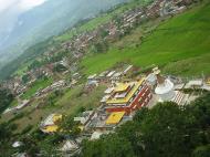 Asisbiz Nepal Kathmandu Valley area views Sep 2000 01