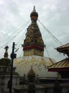 Asisbiz Swayambhunath temple monkey pagoda Kathmandu Sep 2000 05