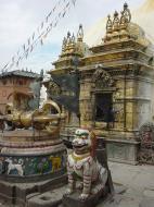 Asisbiz Swayambhunath temple monkey pagoda Kathmandu Sep 2000 07