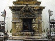 Asisbiz Swayambhunath temple monkey pagoda Kathmandu Sep 2000 08