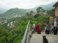 Asisbiz Swayambhunath temple monkey pagoda Kathmandu Sep 2000 23