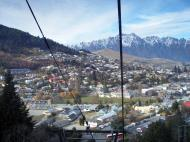 Asisbiz Bungy jumping sky swing Queenstown South Island New Zealand 01
