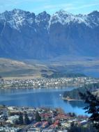 Asisbiz Bungy jumping sky swing Queenstown South Island New Zealand 03