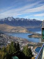 Asisbiz Bungy jumping sky swing Queenstown South Island New Zealand 06