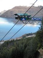Asisbiz Bungy jumping sky swing Queenstown South Island New Zealand 09